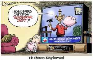 John Stossel on Generational Theft: Are Baby Boomers Stealing From Younger Generations?