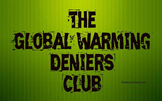 global warming deniers club