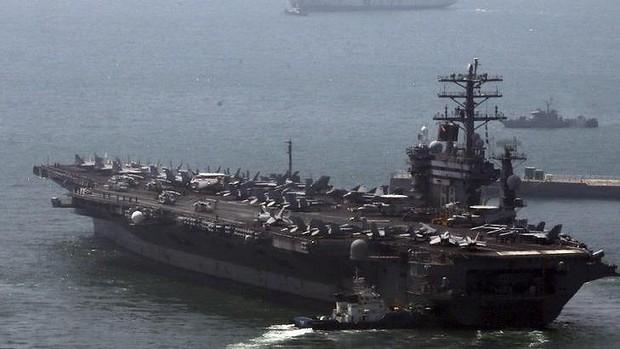 iran carrier