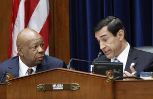 Issa vs Cummings: IRS Corruption Investigation TKOed