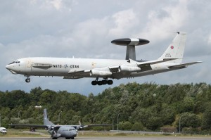 NATO Deploys AWACS as Crimea Organizes Self-defense Forces