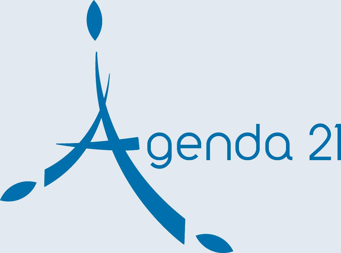 Agenda Logo The new world order, agenda 21