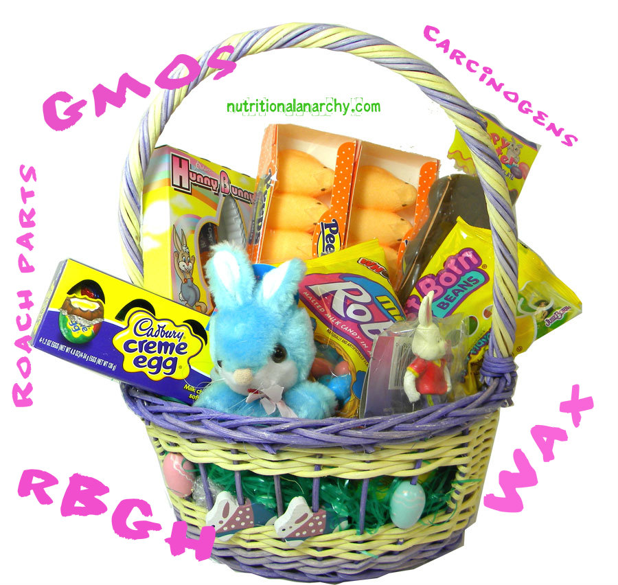 What is in that easter basket