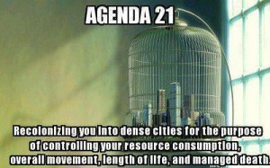 Wilderness Corridors: Agenda 21 Under A New Name