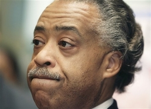Yes he did! Sharpton compares Obama to Jesus Christ in Easter message