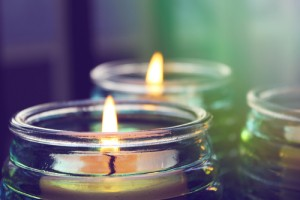 DIY: Soy Citronella Candles