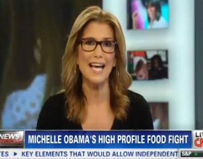 CNN News Anchor Michelle
