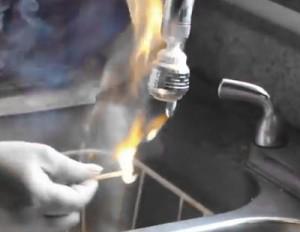 frackingfire