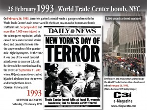 FBI terrorists among us: 1993 WTC Bombing: The mind-boggling role of the Bureau