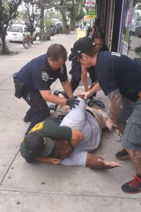 "New Video in NYPD Chokehold Death Surfaces, 2 Officers and 4 EMTs on ""Desk Duty"""