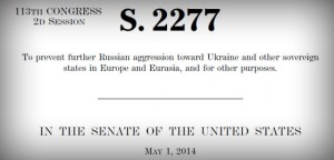 Senate Bill 2277 Isn't Just about 'Russian Agression' — It's Also about Oil, Gas and Propaganda