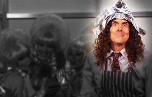 "Weird Al takes on conspiracy theories in his new parody ""Foil"""