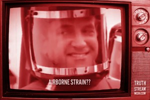 "Old TV Commercial Jokes about Ebola, ""Don't Worry, It's Not an Airborne Strain"""