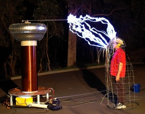 What is a Faraday Cage?
