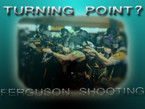 Will the Ferguson Shooting Mark a Historic Shift in the Police State?