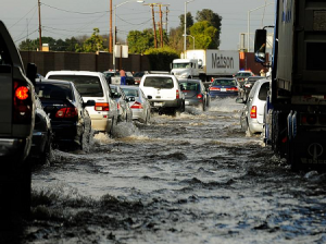 Californians are Praying for Rain, but Someday They'l