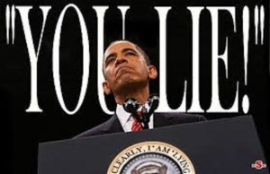 Washington Piles Lie Upon Lie