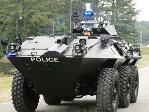 Database Shows What Military Equipment Your Local Police Department Has Been Stockpiling