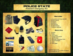 Practical Guide to Protesting in a Police State