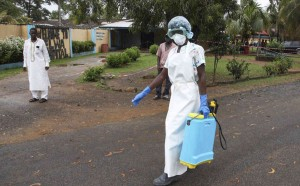 Shoot-on-sight order in Ebola-wary Liberia