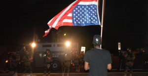 VIOLENCE IN FERGUSON PROVOCATEURED BY FBI AND DHS