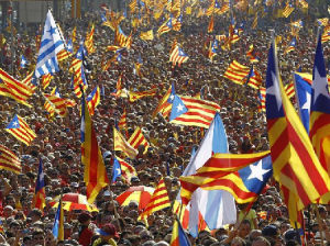 Catalonian Secession, and the Approaching Spanish Civil War