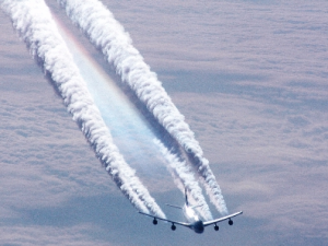 Does this Video Contain The Best Evidence For Chemtrails?
