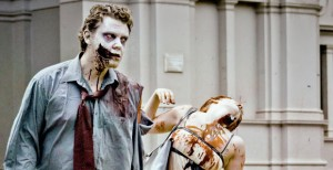 CDC PUSHES PREPAREDNESS FOR ZOMBIES OVER EBOLA