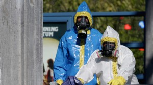 Ebola hysteria soars to new heights in US schools