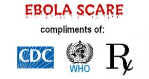 """The Ebola covert op: 30 answers to """"who benefits?"""""""