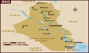 The Liberty Brothers Frontline Report: Northern Iraq