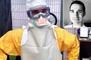 "NYC doctor tests positive for Ebola, but ""there is no reason for New Yorkers to be alarmed"""