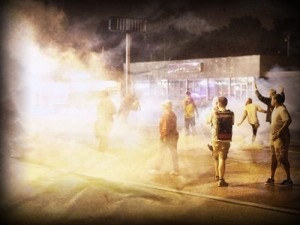 Ferguson Erupts: City Turns into a War Zone