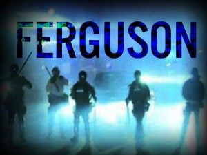 Not over: Violence and Arrests at Ferguson Town Hall as Protesters Confront Mayor, Clash with Police