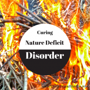 5 Tips to Cure Nature Deficit Disorder in Your Child
