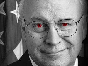 "Dick Cheney on Torture: the Report Is ""Full of Crap"" and ""I'd Do It Again in a Minute"""
