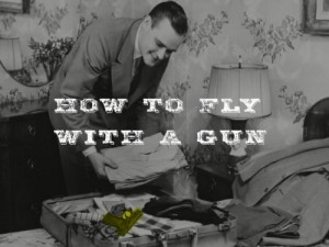 Have Gun — Will Travel: How to Fly With Your Firearm