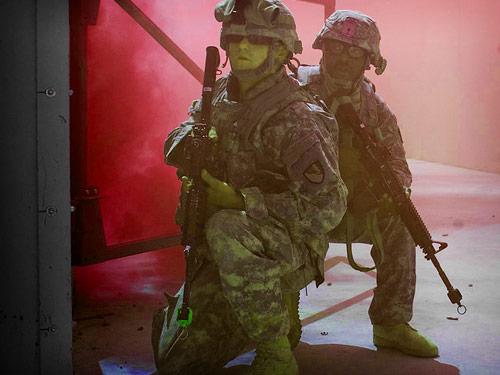 militarytraining