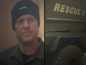 """Why MRAP? Sheriff's Deputy Says Military Equipment Needed Because of """"Constitutionalists"""""""