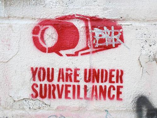 under-surveillance