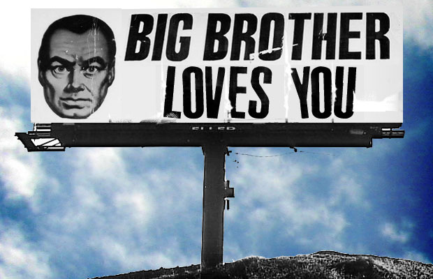 Big Brother Loves You.