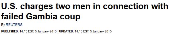 headlinegambia
