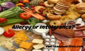 Food Intolerances versus Food Allergies: The Differences