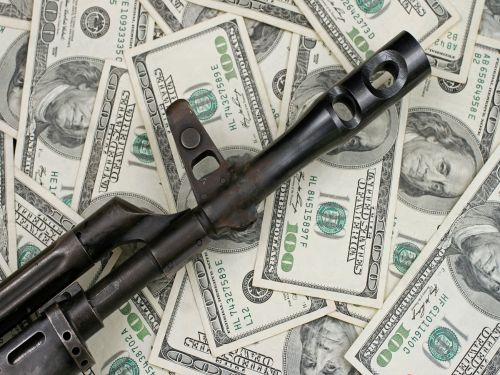 Rifle money