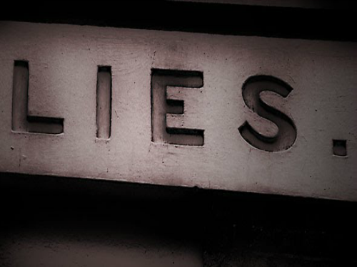 The Moral Education- Lying Lies