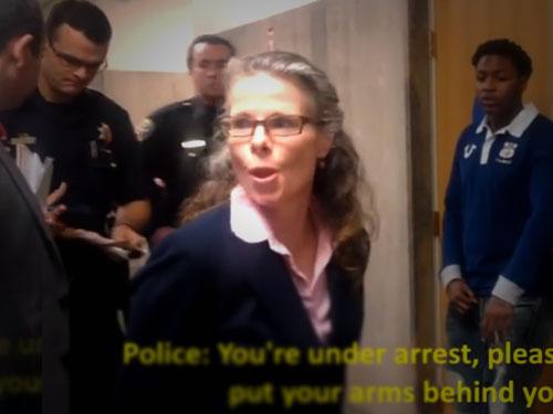 police-arrest-public-defender