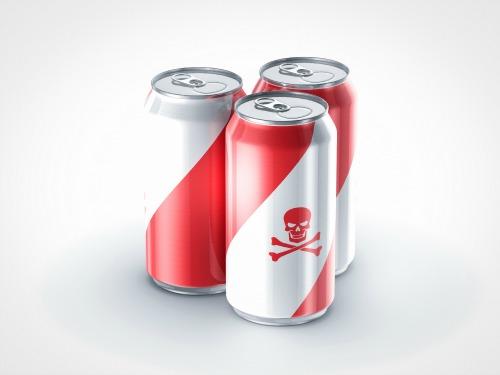 soda poison TDS