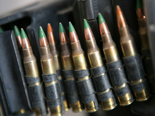 Afghan Soldiers Fire Their Guns Just to Sell Shell Casings for Scrap (Guess Who Pays for It?)