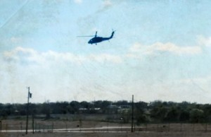 VIDEO: Military Helicopters Descend over Central Texas for Mass Civil Unrest Drill