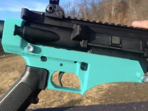 3d printed AR